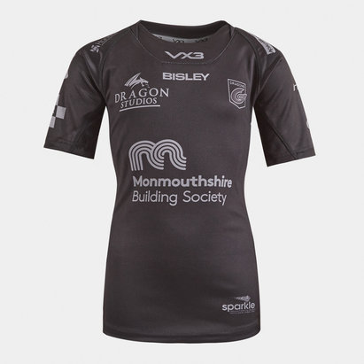 VX3 Dragons 2019/20 Ladies Home S/S Replica Rugby Shirt
