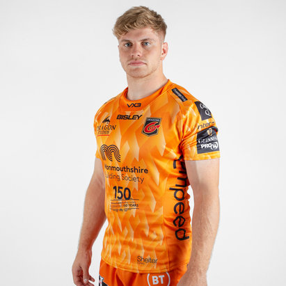 VX3 Dragons 2019/20 3rd S/S Replica Rugby Shirt