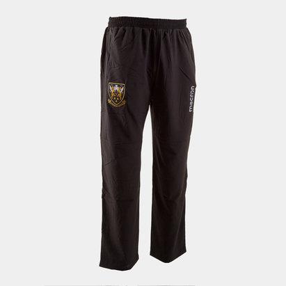 Macron Northampton Saints 2018/19 Players Travel Rugby Pants