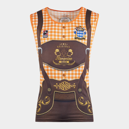 World Beach Rugby Bavaria 2020 Alternate Training Singlet