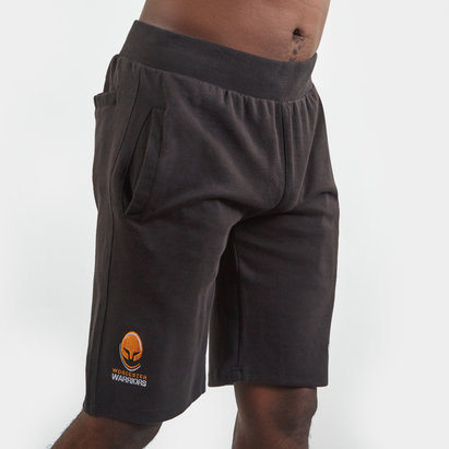 VX3 Worcester Warriors 2019/20 Fleece Cotton Rugby Shorts
