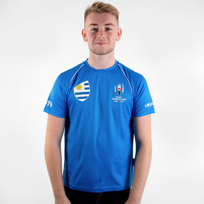 RWC 2019 Uruguay T-Shirt