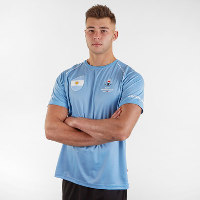 RWC 2019 Argentina Rugby T-Shirt