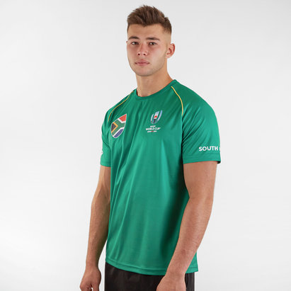 RWC 2019 South Africa T-Shirt