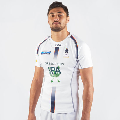 VX3 Worcester Warriors 2019/20 Alternate Players S/S Rugby Shirt
