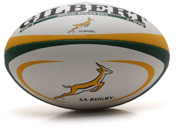 Gilbert South Africa Official Replica Rugby Ball