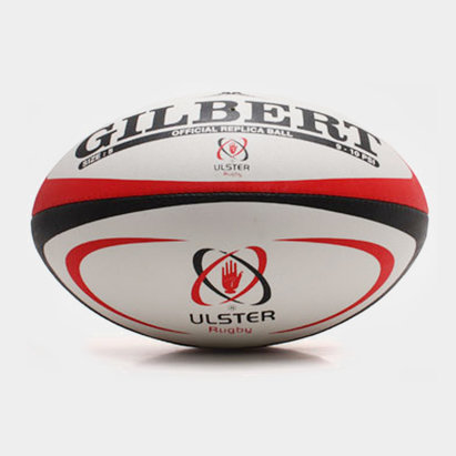 Gilbert Ulster Official Replica Rugby Ball