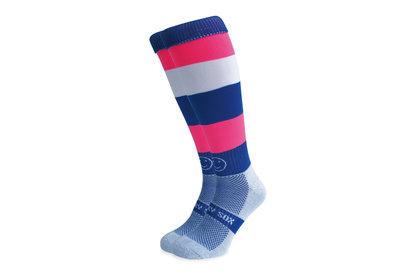 Wackysox Blackpool Rock Rugby Socks