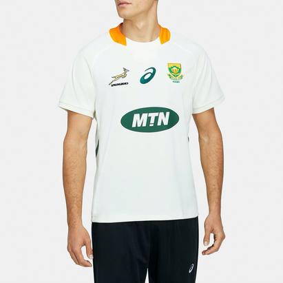 Asics South Africa Springboks 2021 Alternate Shirt Mens