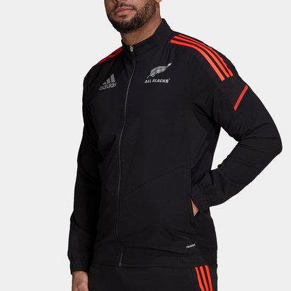 adidas New Zealand All Blacks Presentation Jacket