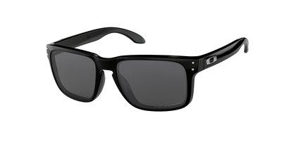 Oakley Polarized Holbrook OO9102 02 Black Sunglasses