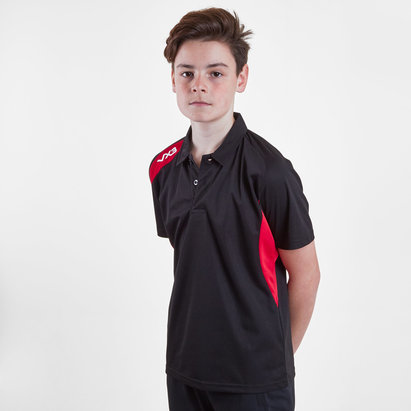 VX-3 Team Tech Kids Polo Shirt