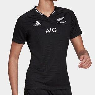 adidas New Zealand Home Shirt 2021 Ladies