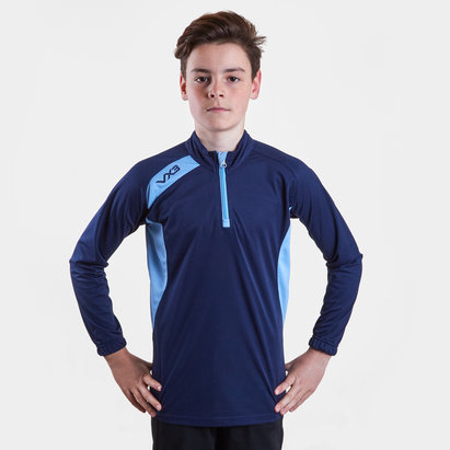 VX-3 Team Tech Kids Half Zip Mid Layer