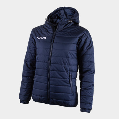 VX-3 Pro Ladies Full Zip Quilted Jacket