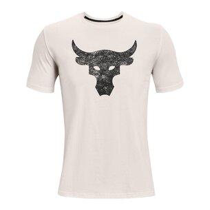 Under Armour Project Rock Brahma Bull T Shirt