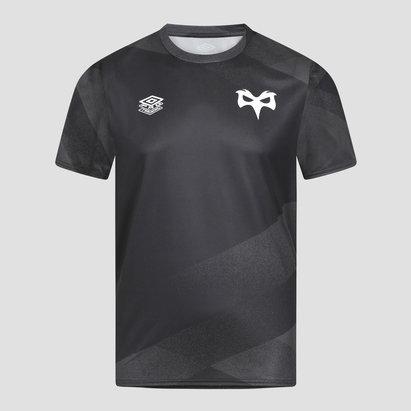 Umbro Ospreys Warm Up Shirt 21/22
