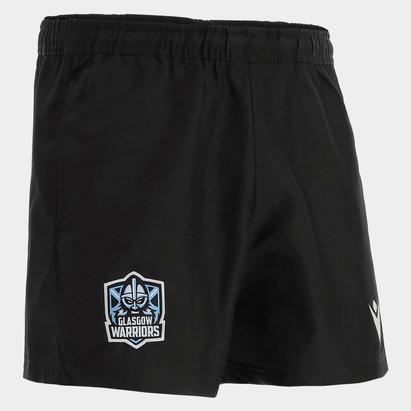 Macron Glasgow Warriors 21/22 Training Shorts Mens