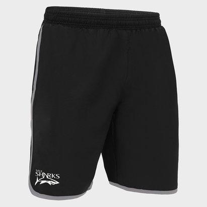 Macron Sale Sharks 21/22 Training Shorts Mens