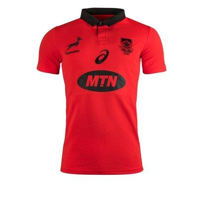 Asics South Africa Springboks 18/19 Alternate Shirt Mens