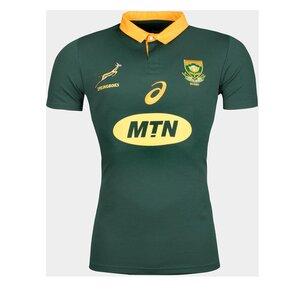 Asics South Africa Springboks 17/18 Home Shirt Mens