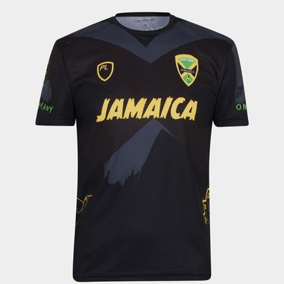 PlayerLayer Jamaica RL Training T-Shirt 21/22