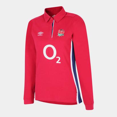 Umbro England Ladies Alternate L/S Classic Shirt 21/22