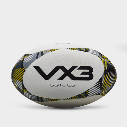VX3 Ballisto Rugby International Ball