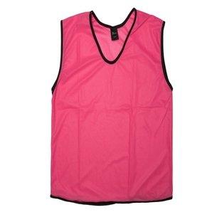 Mesh Training Bibs - Pink
