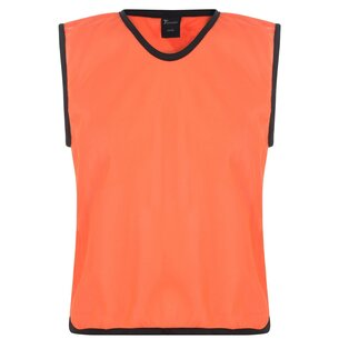 Mesh Training Bibs - Orange