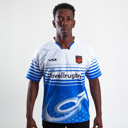 VX-3 Dragons 2018/19 Replica Rugby Training Shirt