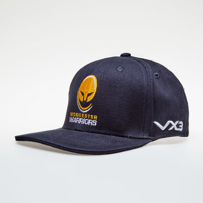 VX3 Worcester Warriors Rugby Snapback