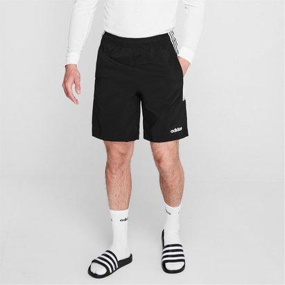 adidas Mens 3 Stripes Shorts