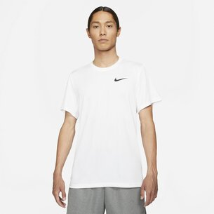 Nike Breathe Short Sleeve T Shirt Mens