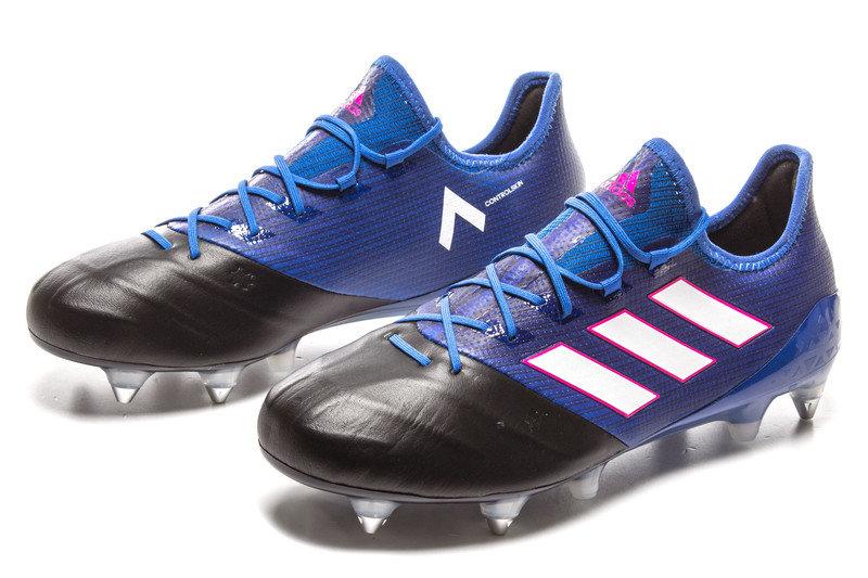 adidas ace 17 1 leather sg football boots ebay. Black Bedroom Furniture Sets. Home Design Ideas