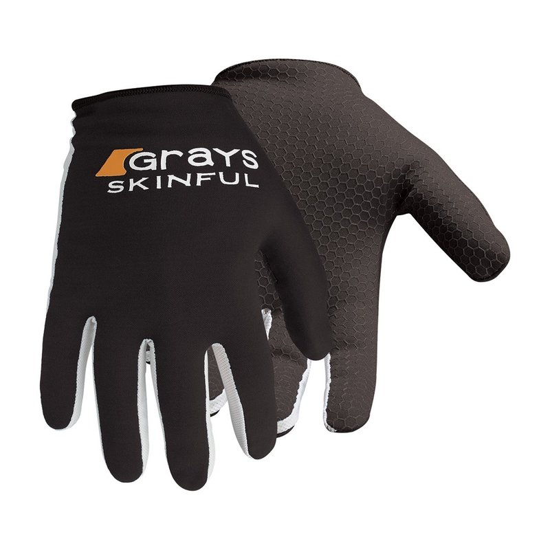 GRAYS Homme SKINFUL Hockey Gants Noir Sports Training Accessoire  </span>