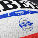 Gilbert Womens Vision Match Rugby Ball
