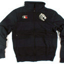 Leicester Tigers Retro Rugby Track Jacket