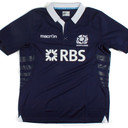 Scotland Home 2013/15 Replica Rugby Shirt