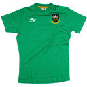 Northampton Saints Off Field Rugby T-Shirt
