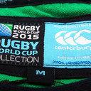 RWC 2015 Half Back Striped Rugby T-Shirt