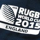 RWC 2015 Script Rugby T-Shirt