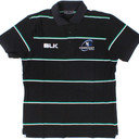 Connacht 2013/14 Players Media Rugby Polo Shirt