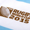 RWC 2015 Webb Ellis Tour Striped S/S Rugby Shirt