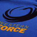Western Force 2014 Super 15 Players Rugby Training Singlet Blue