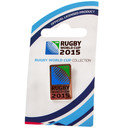 Rugby World Cup 2015 Logo Pin Badge