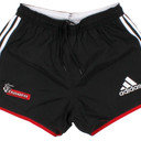 Canterbury Crusaders 2015 Home Super 15 Players Rugby Shorts