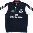 Italy 2014/15 S/S Rugby Polo Shirt