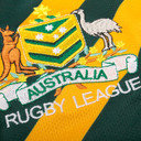 Australia Kangaroos 2014/15 Home S/S Pro Rugby League Shirt