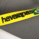 Havaianas Brasil Logo Mens Flip Flops